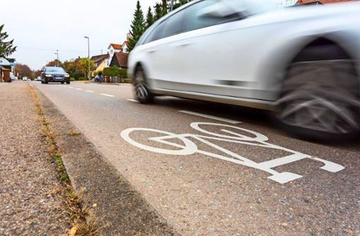 Für einen besseren Radverkehr gibt es noch viel zu tun