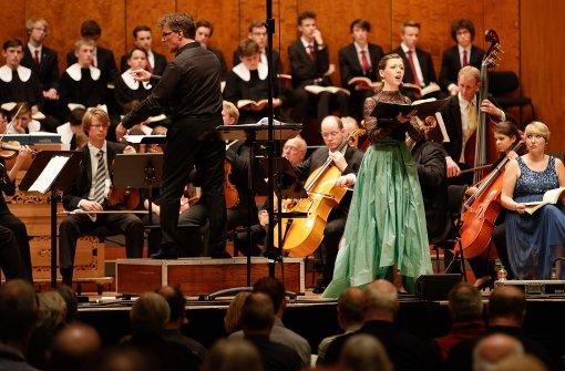 Chor der tausend Stimmen begeistert das Publikum