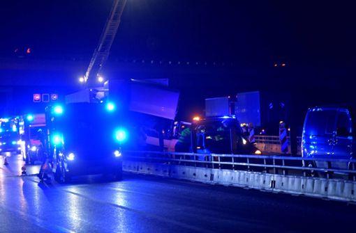 Erneut Lastwagenunfall an Baustelle – zwei Kinder verletzt