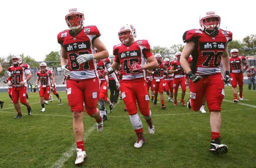 Stuttgart Scorpions lassen die GFL-Saison sausen