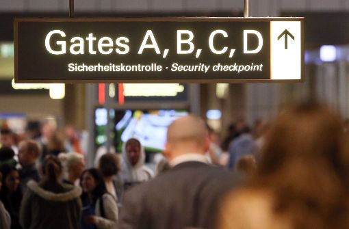Fluggastdaten-Abkommen verstößt gegen Datenschutz