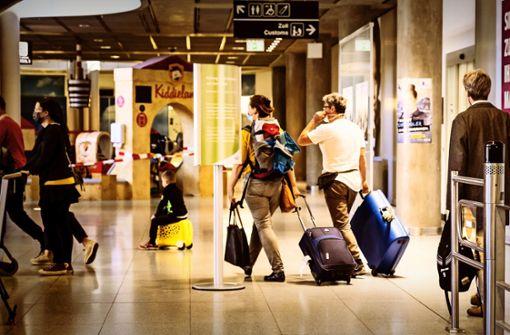 Mallorca-Rückkehrer sind auf  Testpflicht vorbereitet