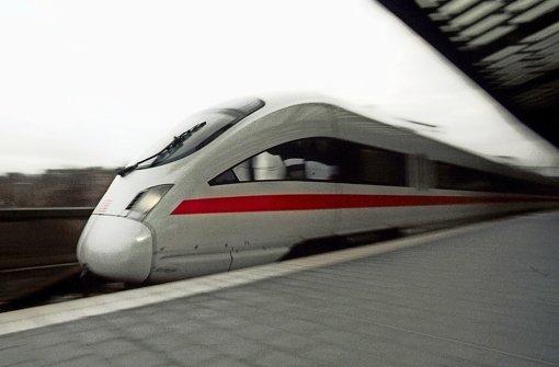 Eine Bahnfahrt wider Willen