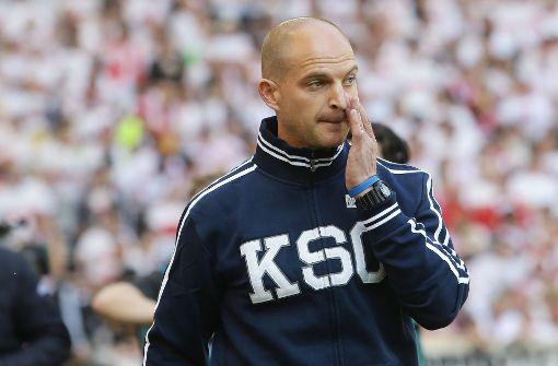 KSC in der 3. Liga weiter sieglos