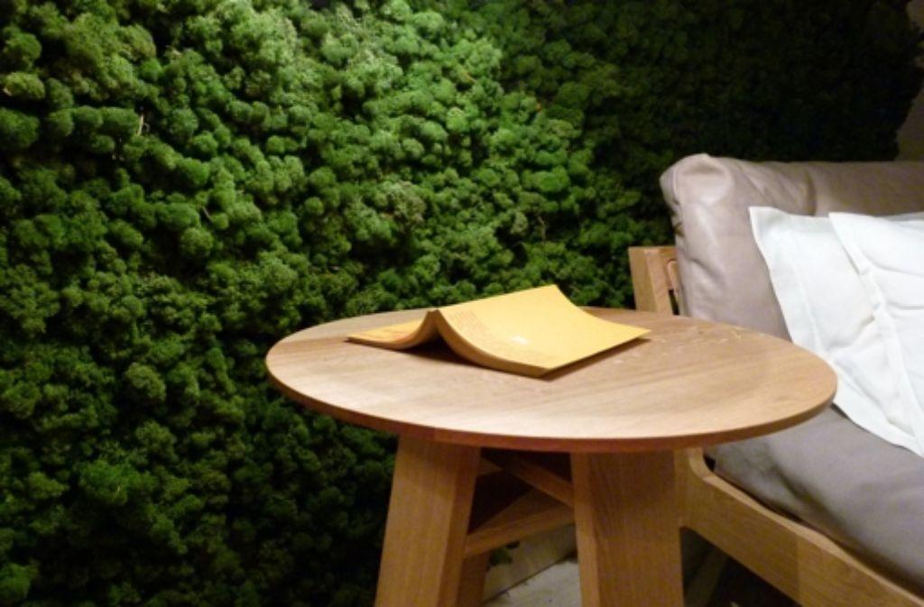 Bei der Möbelmesse in Köln werden jedes Jahr Neuheiten präsentiert. Foto: dpa