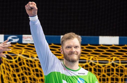 Handball-Nationaltorwart Johannes Bitter verlängert Vertrag in Stuttgart