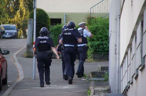 Schreckschusswaffe ausprobiert - Polizeieinsatz ausgelöst