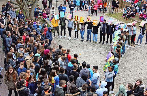Schüler setzen auf Vielfalt statt auf Einfalt