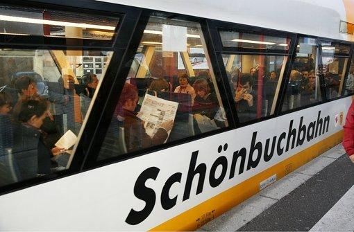 Die Schönbuchbahn ist eine der von Kürzungen betroffenen Linien. Foto: StZ