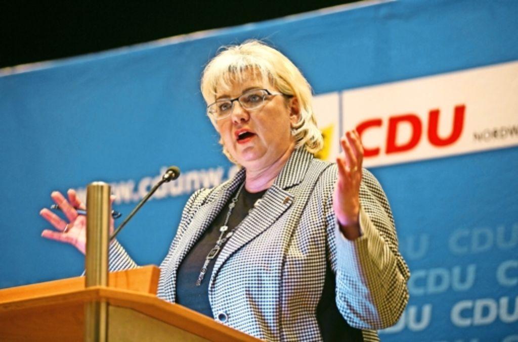 Der Tag der Nominierungsversammlung: für Jutta Schiller brach eine Welt zusammen. Foto: Horst Rudel