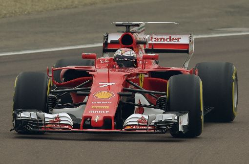 Mit diesem Rennwagen will Ferrari gewinnen