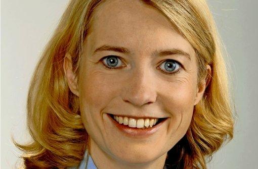 Catrin Misselhorn ist Technikphilosophin an der Universität Stuttgart. Foto: privat
