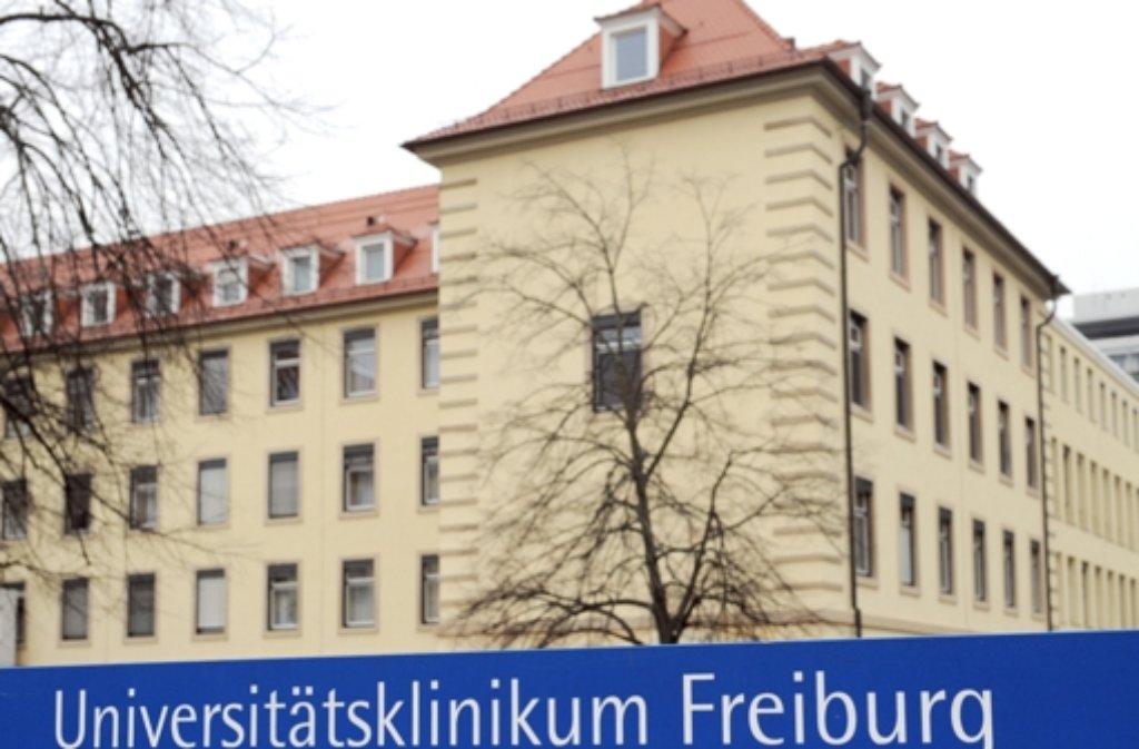 In der Freiburger Uniklinik wurde ein gefährlicher Darmkeim gefunden. Foto: dpa