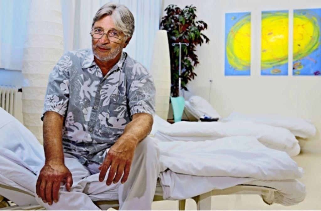 Der Arzt Friedrich Stapf ist   im Visier von radikalen Abtreibungsgegnern. Anfang kommenden Jahres muss seine Klinik den jetzigen Standort verlassen. Foto: dpa