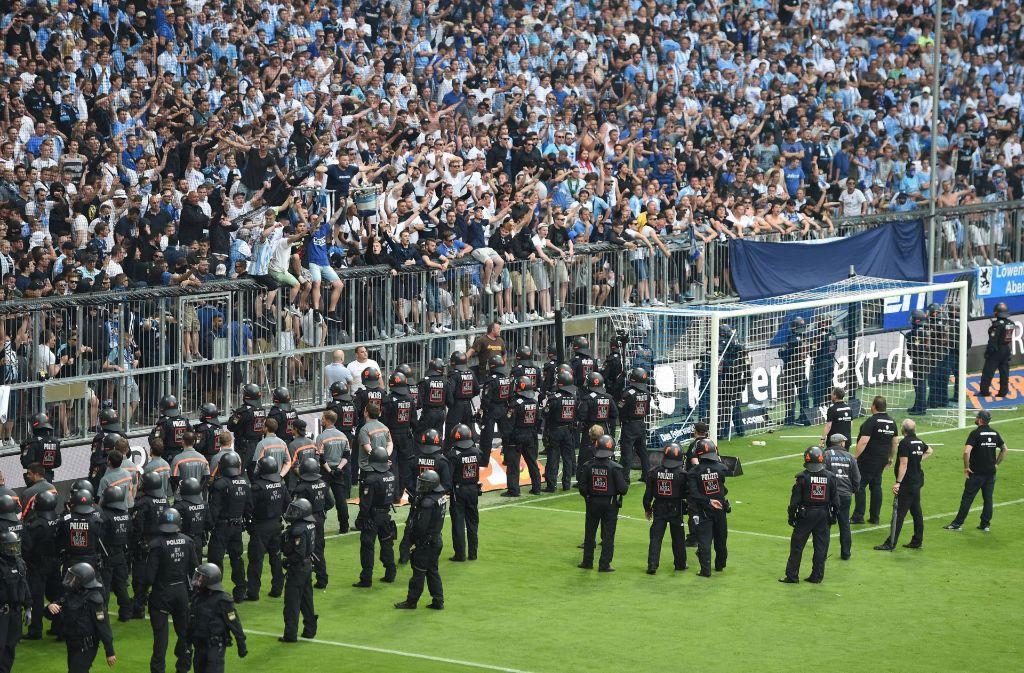 Relegationsspiel 1860 München