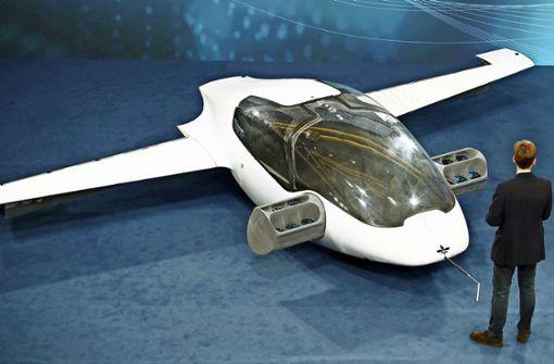 Elektro-Flugtaxi-Anbieter Lilium will auch ab Stuttgart fliegen