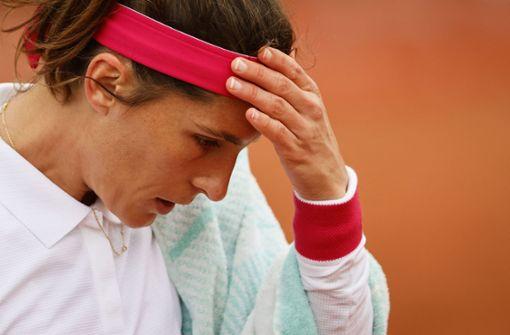 Erstrunden-Aus für Andrea Petkovic