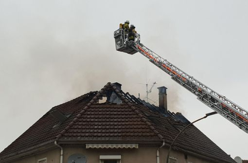 Brandursache war vermutlich ein Kurzschluss