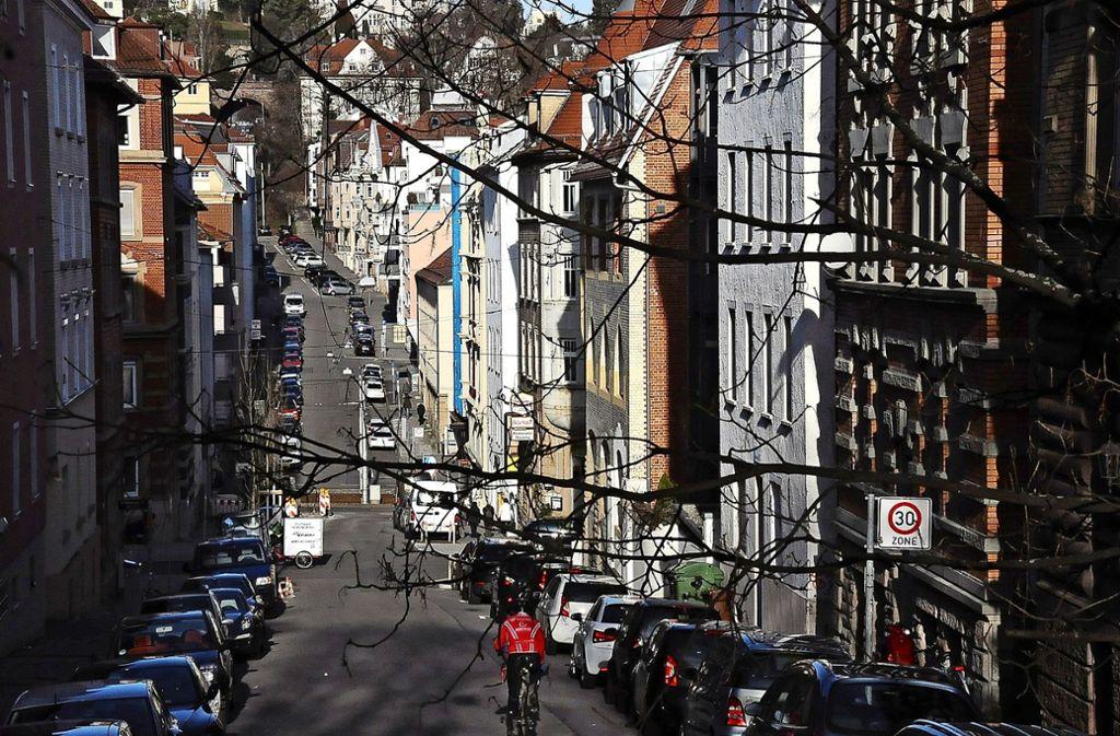 Lage, Lage, Lage: im Süden werden Wohnungen zu horrenden Preisen angeboten – und gekauft. Foto: Georg Linsenmann