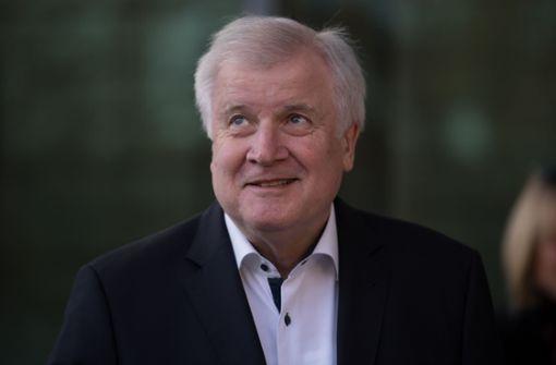 Seehofer will als CSU-Chef und Innenminister aufhören