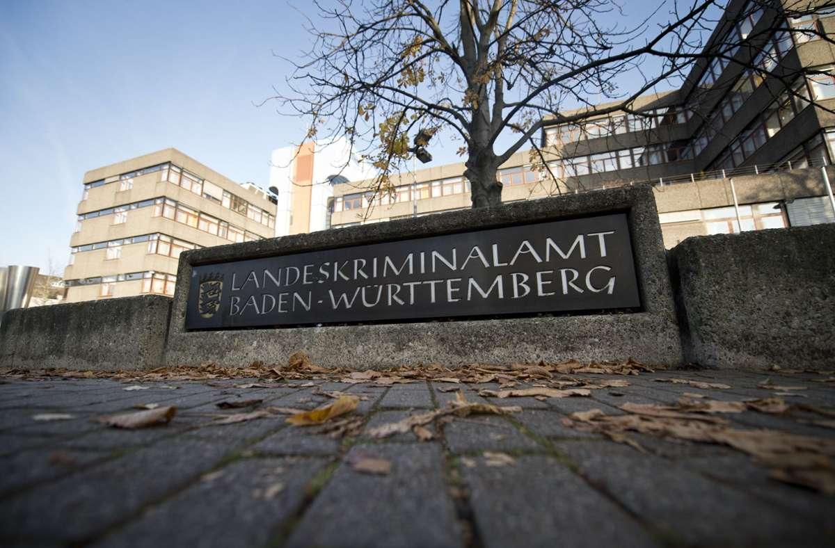 Das Landeskriminalamt ist auf mehrere Standorte in Stuttgart verteilt. Foto: dpa/Daniel Naupold