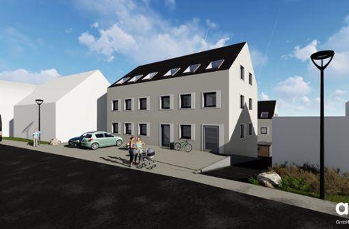 Weissach baut ein neues Flüchtlingsheim