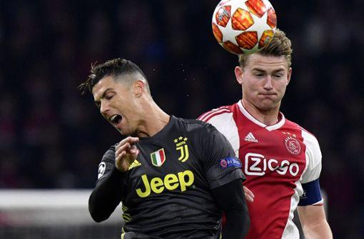 Ajax-Star wechselt für 75 Millionen nach Italien