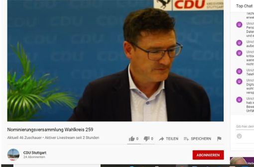 Jahrmarkt der Eitelkeiten in der Stuttgarter CDU