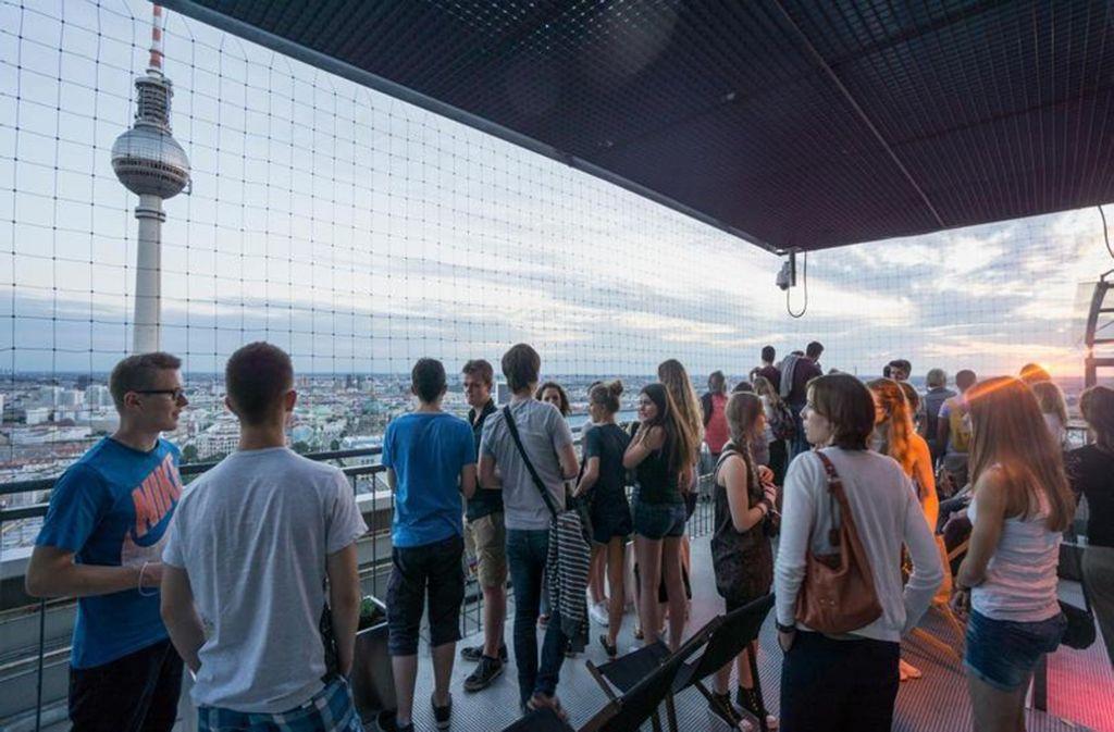 Die Berlinreise ist der Klassiker unter den Studienfahrten baden-württembergischer Schüler. Foto: mauritius