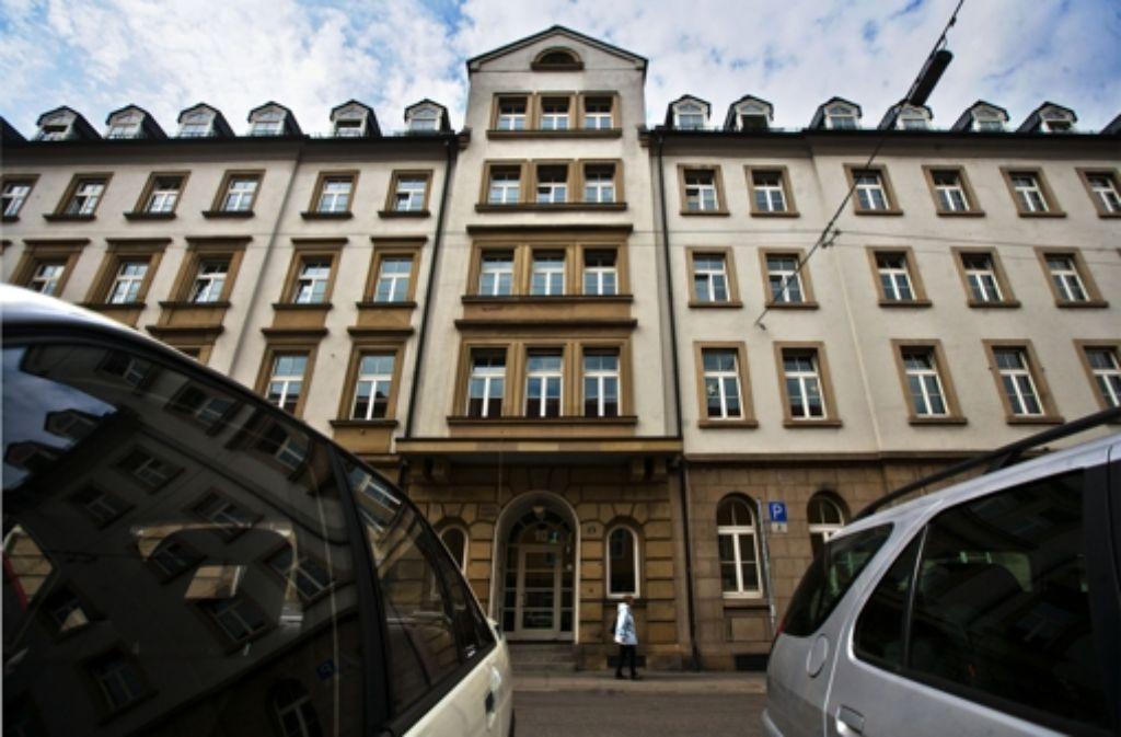 Der linke Teil des Hotels Silber soll in ein NS-Dokumentationszentrum verwandelt werden. Foto: Achim Zweygarth