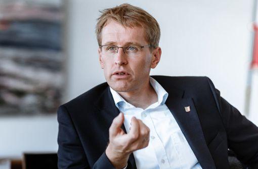 CDU-Spitzenpolitiker weisen Günthers Linken-Gedankenspiele zurück