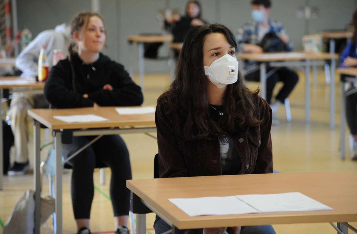 Die Prüfungszeit wird in diesem Schuljahr verlängert. Foto: mago/BeckerBredel