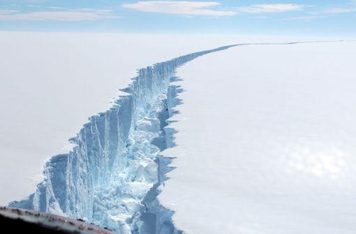 Ewiges Eis schmilzt schneller und lässt Meeresspiegel weiter steigen
