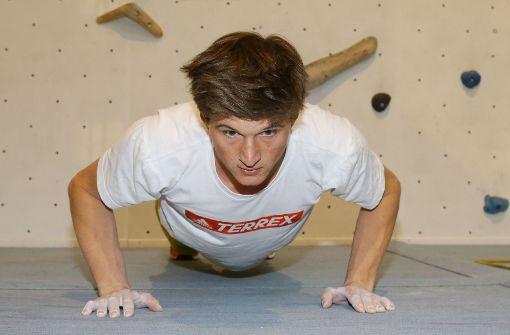 Michael Wohlleben zeigt die besten Übungen