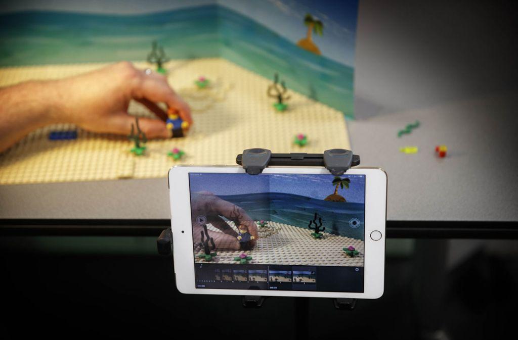 Tablet-Computer sollen auch in der Grundschule verstärkt zum Einsatz kommen. Foto: Gottfried Stoppel