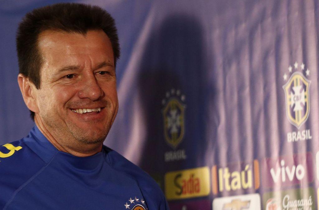 Carlos Dunga spielte zu Beginn der 1990er Jahre für den VfB Stuttgart und wurde 1994 Weltmeister Foto: