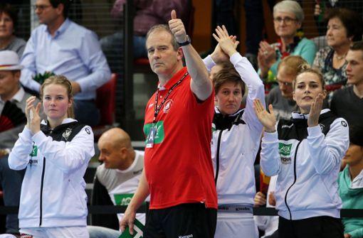 Handball-Nationalmannschaft spielt in Bietigheim-Bissingen