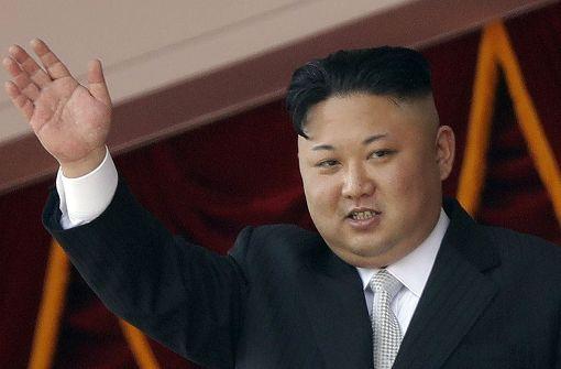 Kim Jong Un entschärft Drohungen