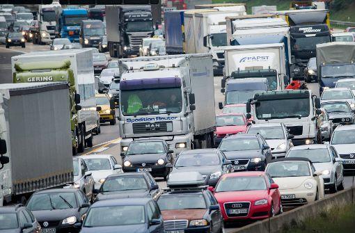 Faschingsferien sorgen für viel Verkehr