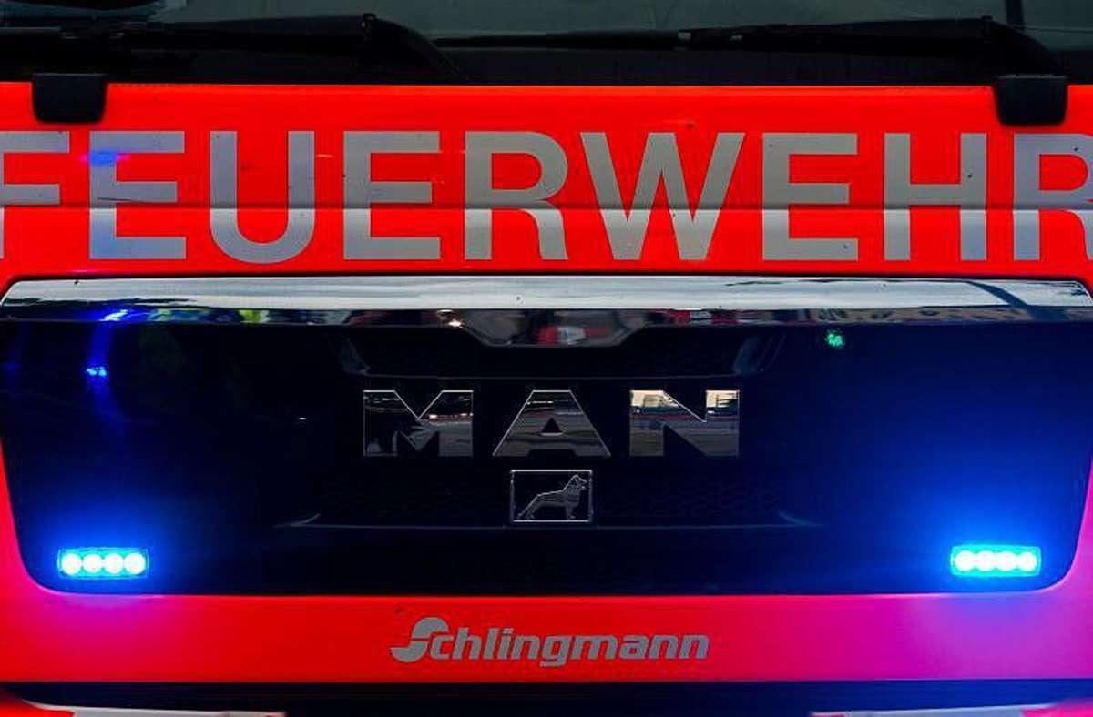 Ein Feuerwehrmann ist am Donnerstag im Kreis Ludwigsburg bestohlen worden. Foto: dpa/Symbolbild/Mohssen Assanimoghaddam