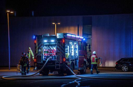 Brand sorgt für Feuerwehr-Großeinsatz