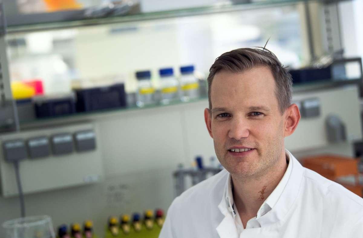 Hendrik Streeck ist Direktor des Institutes für Virologie und HIV-Forschung an der Universität Bonn. Foto: dpa/Federico Gambarini