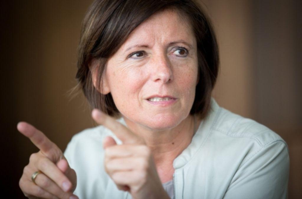 Die rheinland-pfälzische Ministerpräsidentin Malu Dreyer gilt als sehr beliebt. Auch mit der Arbeit ihrer rot-grünen Koalition ist die Mehrheit zufrieden. Foto: dpa