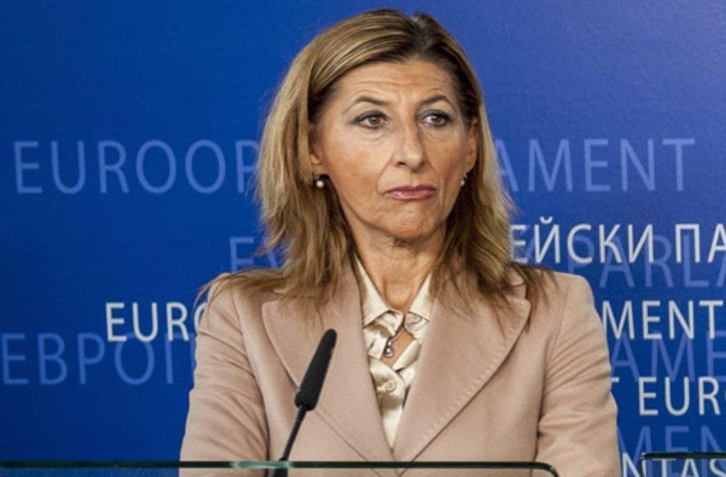 Maria Giuseppina Nicolini, Bürgermeisterin von Lampedusa Foto: dpa
