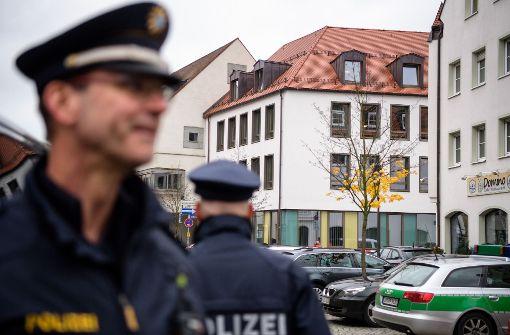 Polizei überwältigt 28-Jährigen