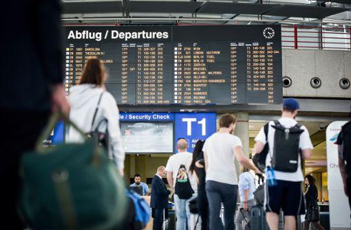 BUND warnt vor den Flughafenplänen