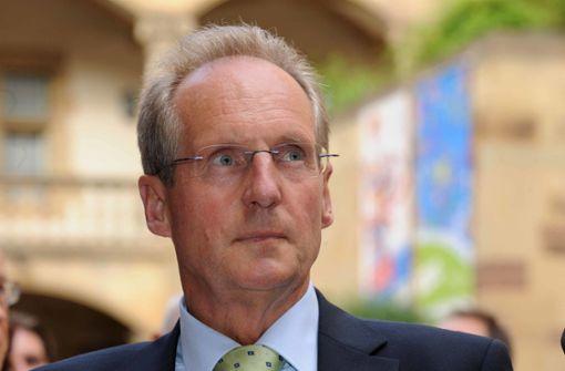 Schusters umstrittenes Comeback als  Opern-Lobbyist