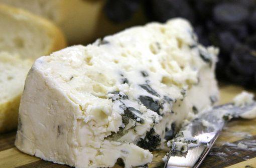 Wegen Salmonellen – Blauschimmelkäse Roquefort zurückgerufen