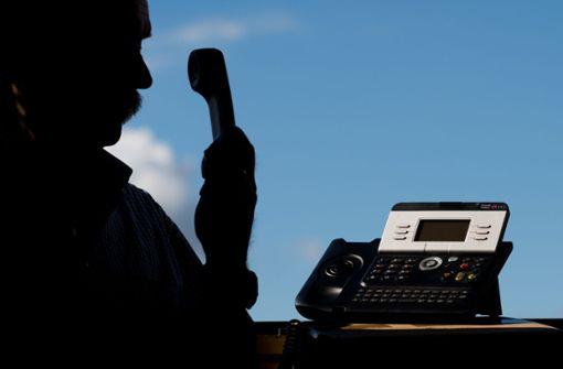Falsche Polizisten rufen mindestes 60 Mal an