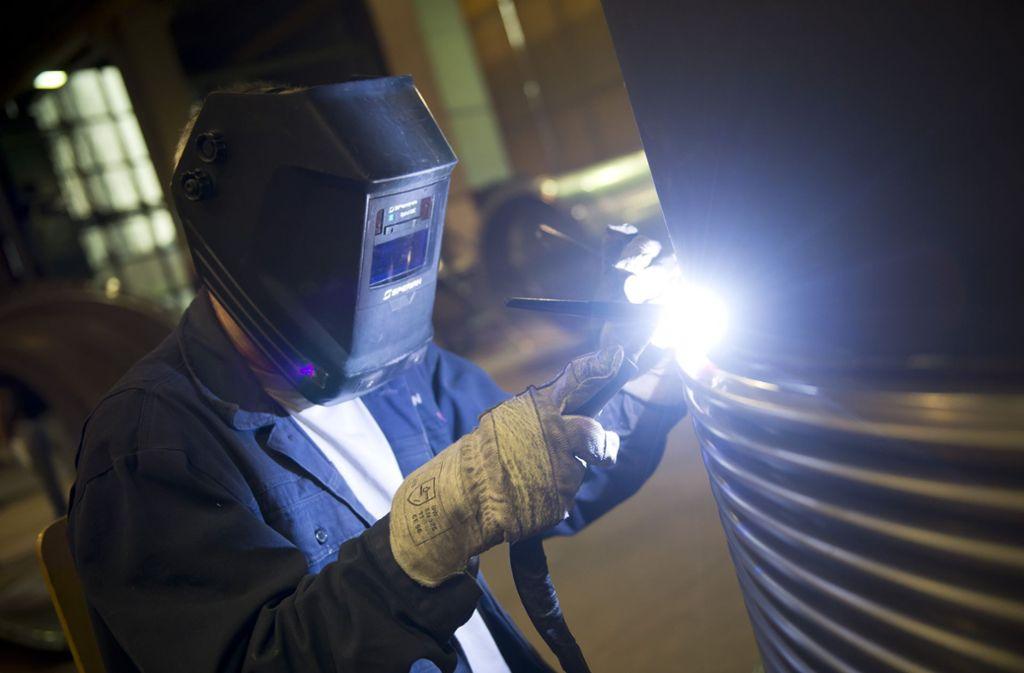 Die Industrie ist das Rückgrat der Wirtschaft in Baden-Württemberg. Foto: dpa